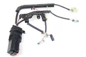 R W Transmission Wire Harness on po751 ford, front pump seal installer, vent location, manual tcc lock up diagram, solenoid application chart,