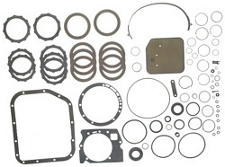 A904 30RH 32RH TRANSMISSION REBUILD KIT WITH STEELS