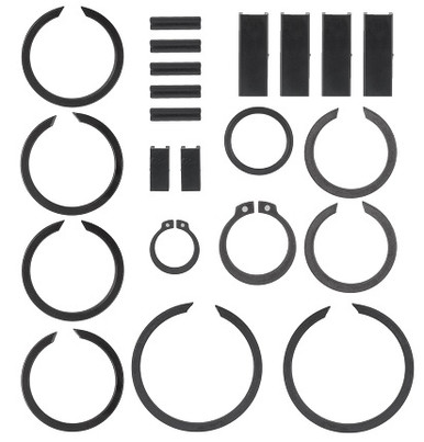 T56 TRANSMISSION SMALL PARTS KIT WITH SNAP RINGS, FORK