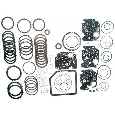 TH350 350 TRANSMISSION REBUILD KIT WITH STEELS & BORG
