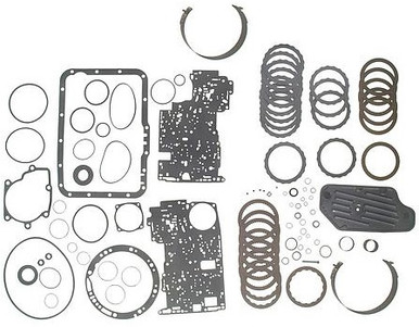 A4LD TRANSMISSION REBUILD KIT WITH FILTER, RAYBESTOS