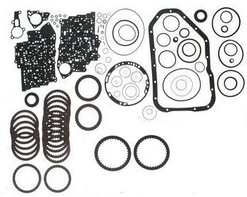 200-4R TH2004R TRANSMISSION REBUILD KIT WITH RAYBESTOS