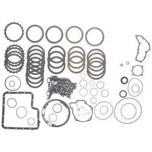 C6 TRANSMISSION REBUILD KIT WITH FRICTIONS & STEELS FITS