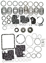 4L60E TRANSMISSION REBUILD KIT WITH FRICTIONS, STEELS