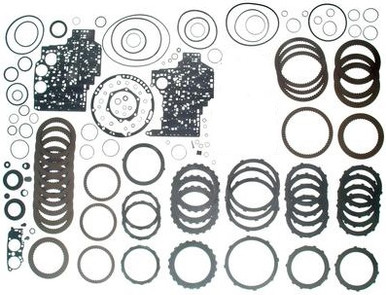 4L80E TRANSMISSION REBUILD KIT WITH FRICTION CLUTCHES