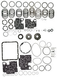 4L65E 4L70E TRANSMISSION REBUILD KIT WITH STEELS, PISTONS