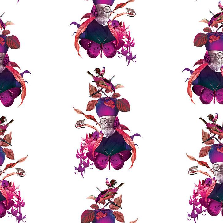 Orbeh Studio Purple Science Is For Everyone Wallpaper