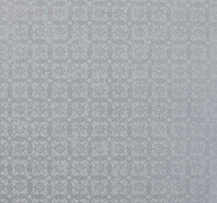 Mineheart Classico Tile Pattern wallpaper - Silver