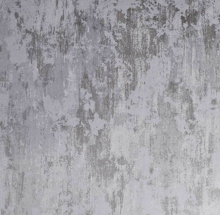 Mineheart Moderna Stucco Shimmer wallpaper - Grey/Purple