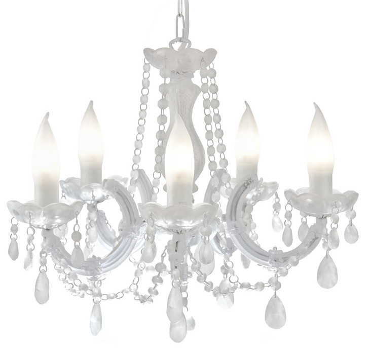 Mineheart ICE QUEEN Outdoor LED garden chandelier