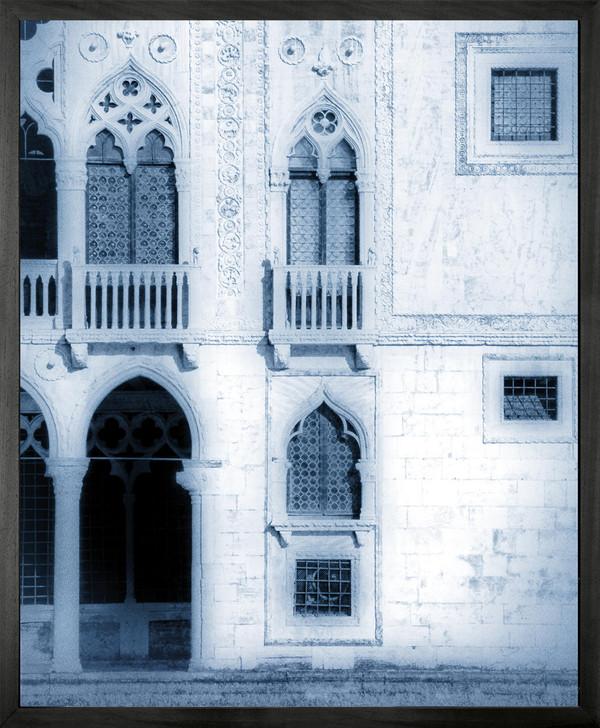 Michael Banks Venice Vintage 11 Framed Printed canvas