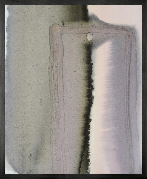 Michael Banks ELEMENT Framed Printed canvas