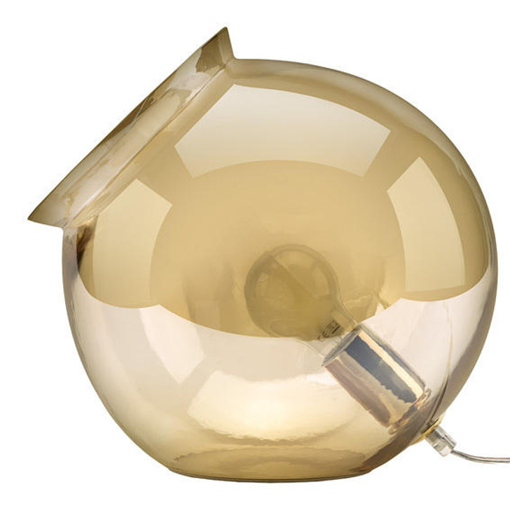Young and Battaglia Cauldron Table Lamp