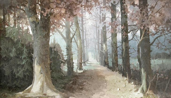 Victor Bykov Kings Wood Wallpaper Mural