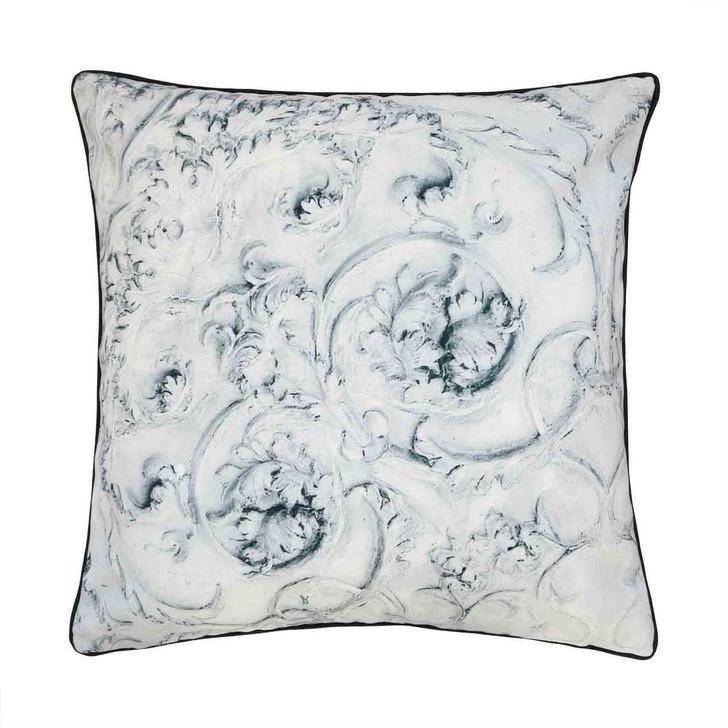 Mineheart Stone Heart Grey Cushion