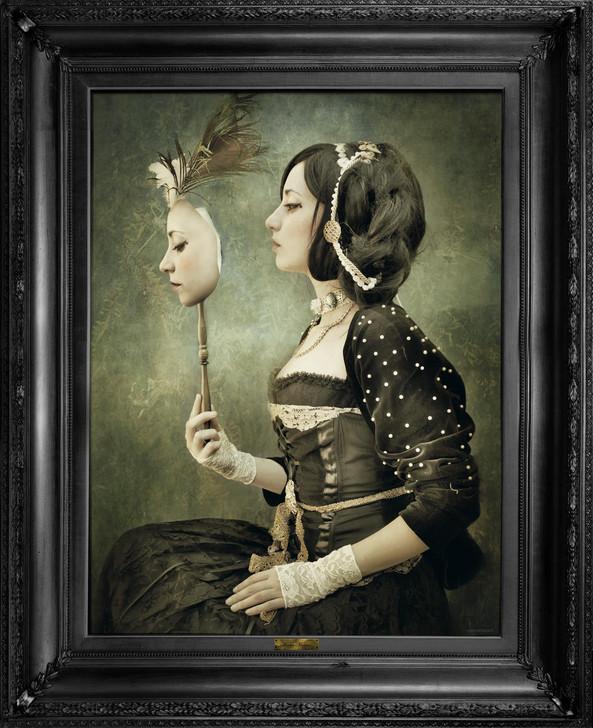 Himitsuhana Mirror Mirror Canvas