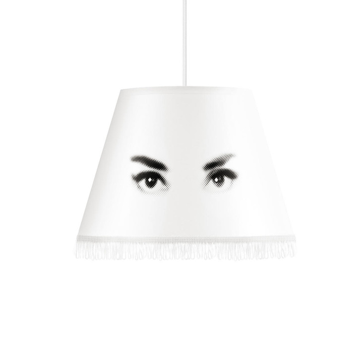 Young and Battaglia Eye Doll Small Lampshade - Audrey
