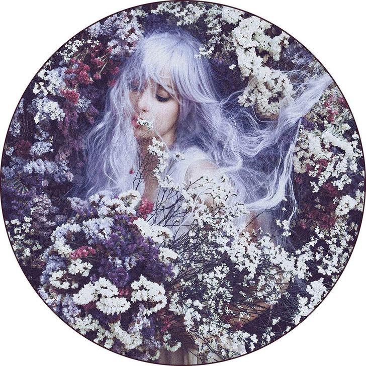 Himitsuhana Floral Fantasy Rug