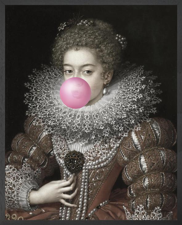 Young and Battaglia Bubblegum Portrait -3