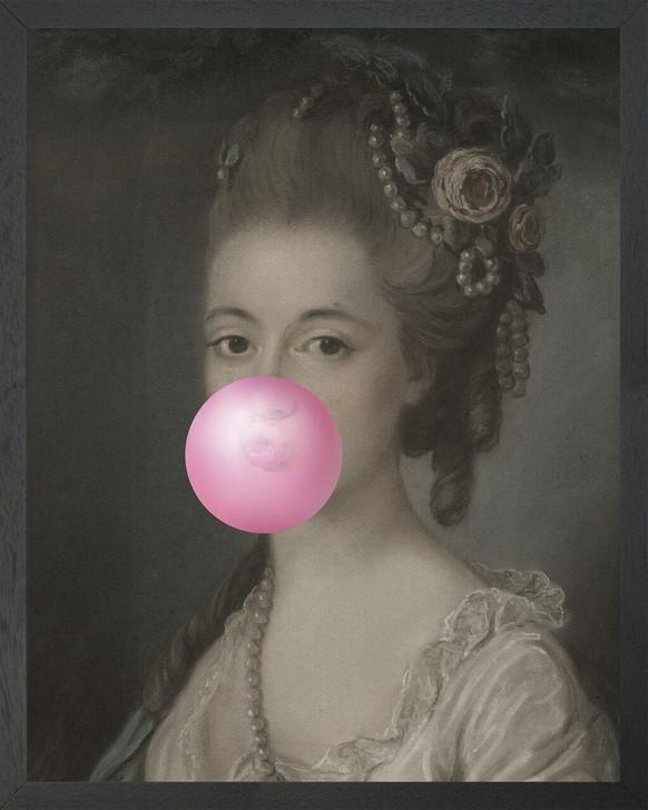 Young and Battaglia Bubblegum Portrait -5