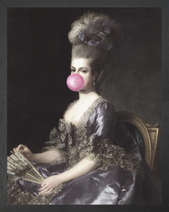 Young and Battaglia Bubblegum Portrait -6