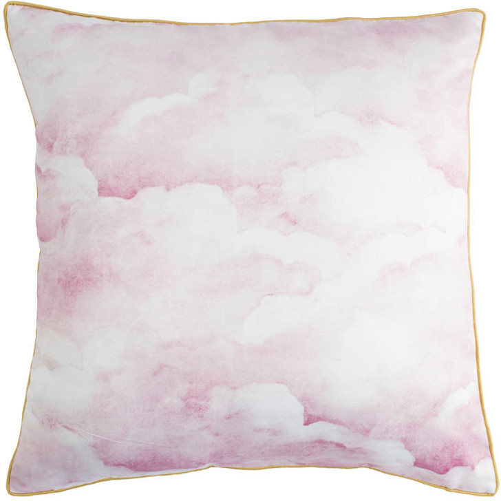 Young and Battaglia Dusty pink clouds Cushion