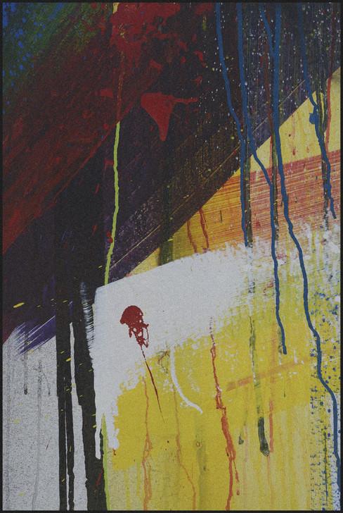 Michael Banks Graffiti 3 Rug
