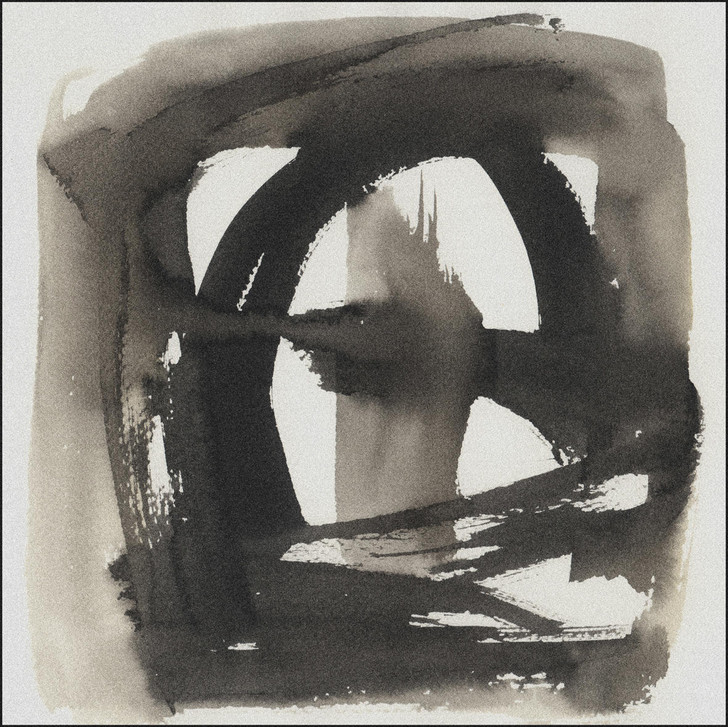 Michael Banks Ink flow -2 Rug