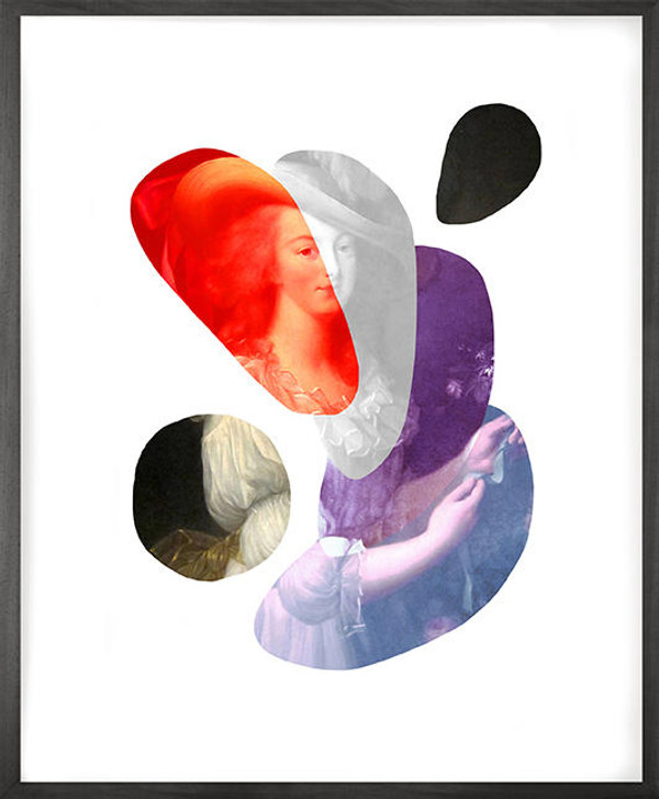 Young and Battaglia Shape and colour lady 3
