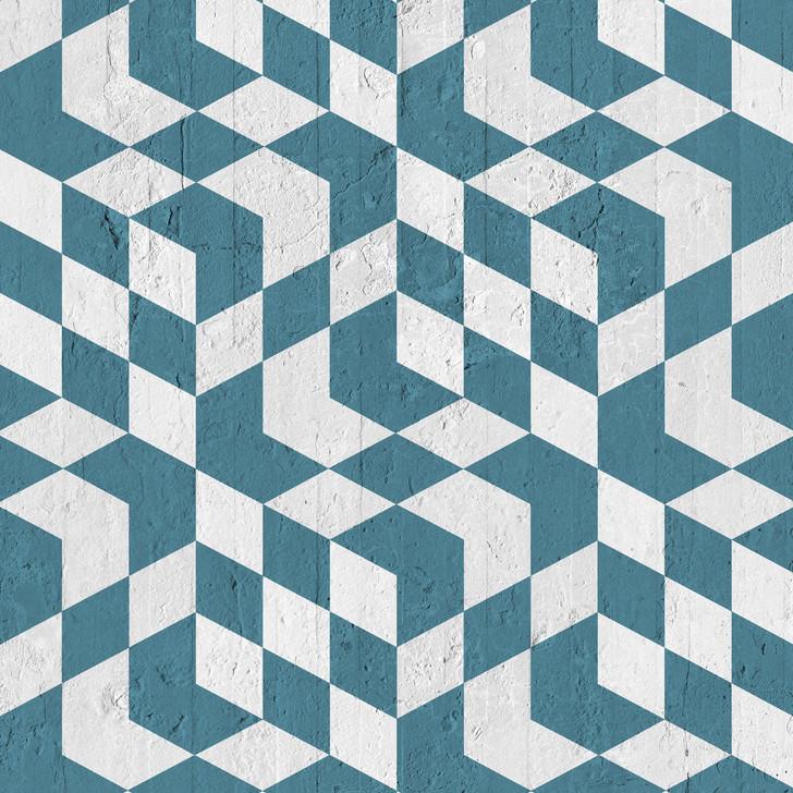 Emanuele Pangrazi Petroleum Geometric Cubes Wallpaper