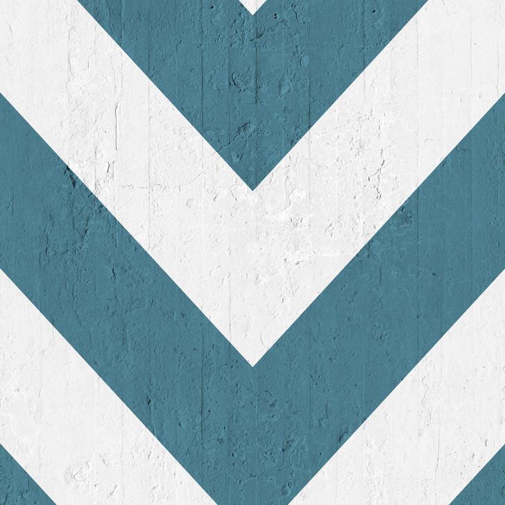 Emanuele Pangrazi Petroleum Geometric Stripes Wallpaper