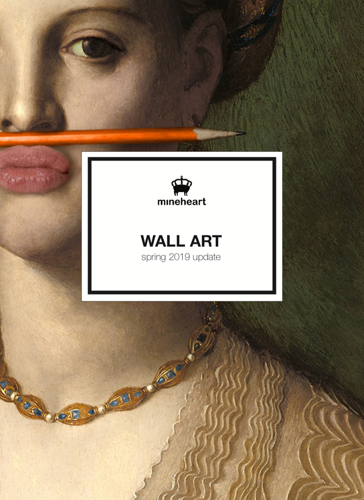 Click here to view the Wall art Spring 2019 Update