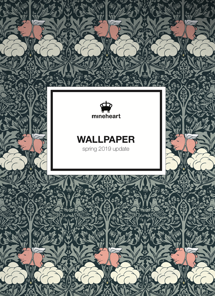 Click here to view the Wallpaper Spring 2019 Update
