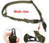 Heavy Duty 2 Point Tactical Bungee Sling