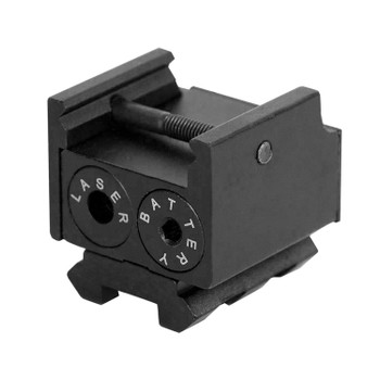 5Mw PISTOL SQUARE COMPACT RED LASER SIGHT