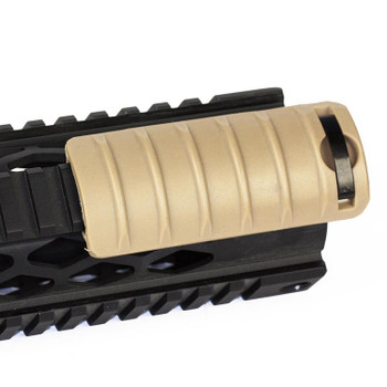 4″ RIBBED HANDGUARD RAIL PANEL COVER