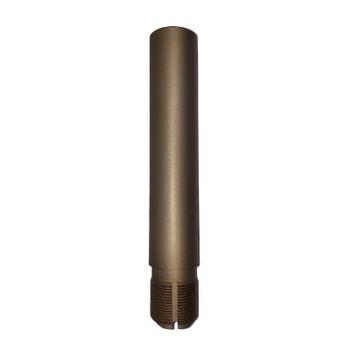 AR15 RECEIVER EXTENSION PISTOL BUFFER TUBE - TAN