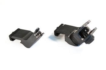 45 Degree Fixed Offset Gun Sights – Front & Rear
