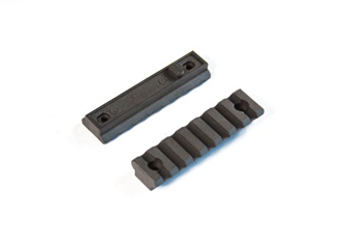 "4"" (7 slot) Polymer Keymod Rails -2 per Pack"