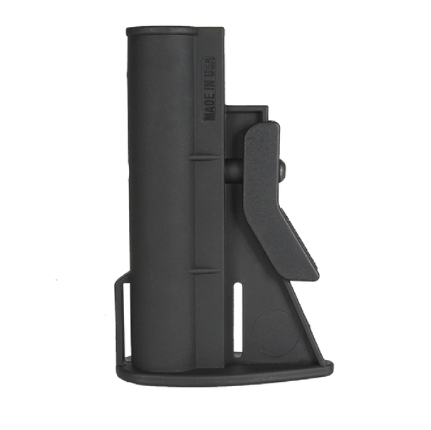 Featureless Mil-Spec 4 Position Micro Pinned Buttstock