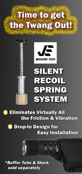 .223 SILENT RECOIL SPRING SYSTEM