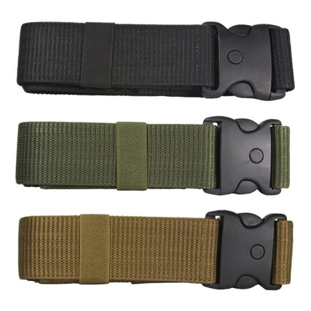 Tactical Accessory Belt w/ Snap Buckle