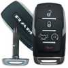RAM Ram 68291691AD OHT4882056 5461A-4882056 Key - Prox Smart