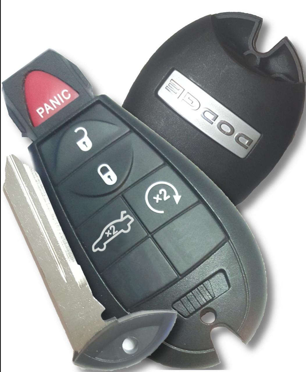 Dodge Challenger 05026887 , 05026457 , 56046694 IYZ-C01C 2701A-C01C Key - Fob / Remote