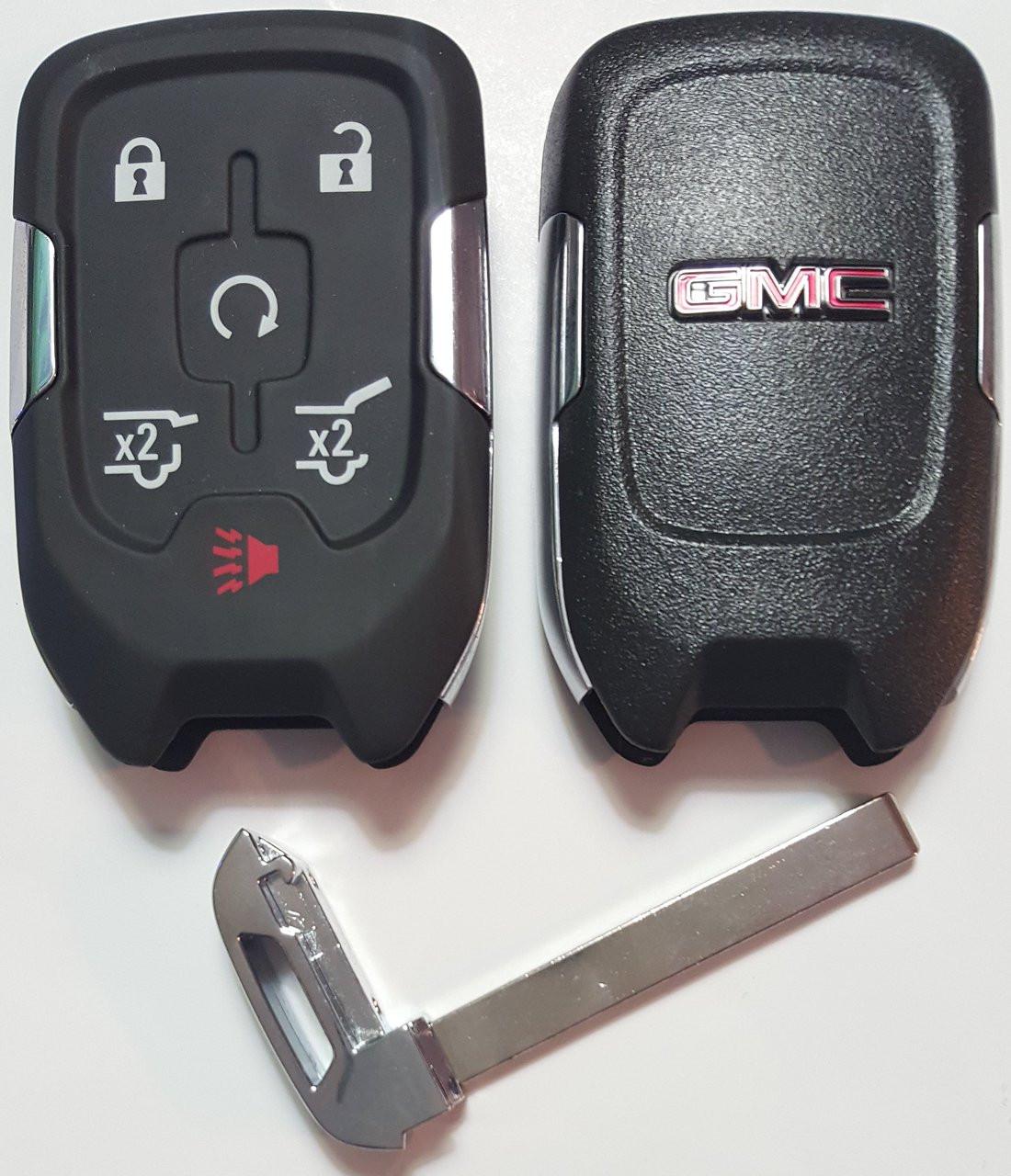 GMC Yukon XL 13580802 HYQ1AA 1551A-1AA Key - Prox Smart