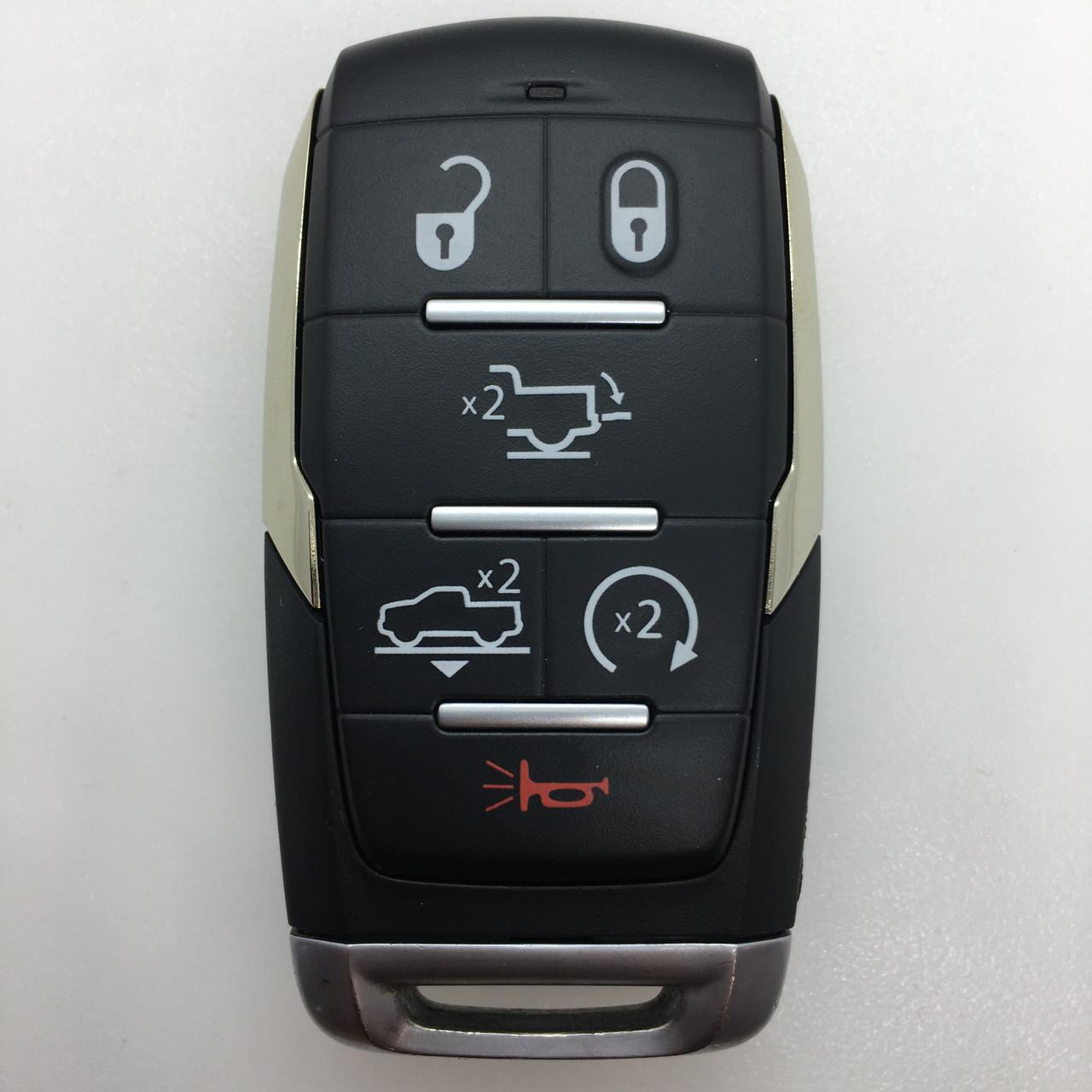 RAM Ram 1500 Longhorn 68312808AD OHT4882056 5461A-4882056 Key - Prox Smart
