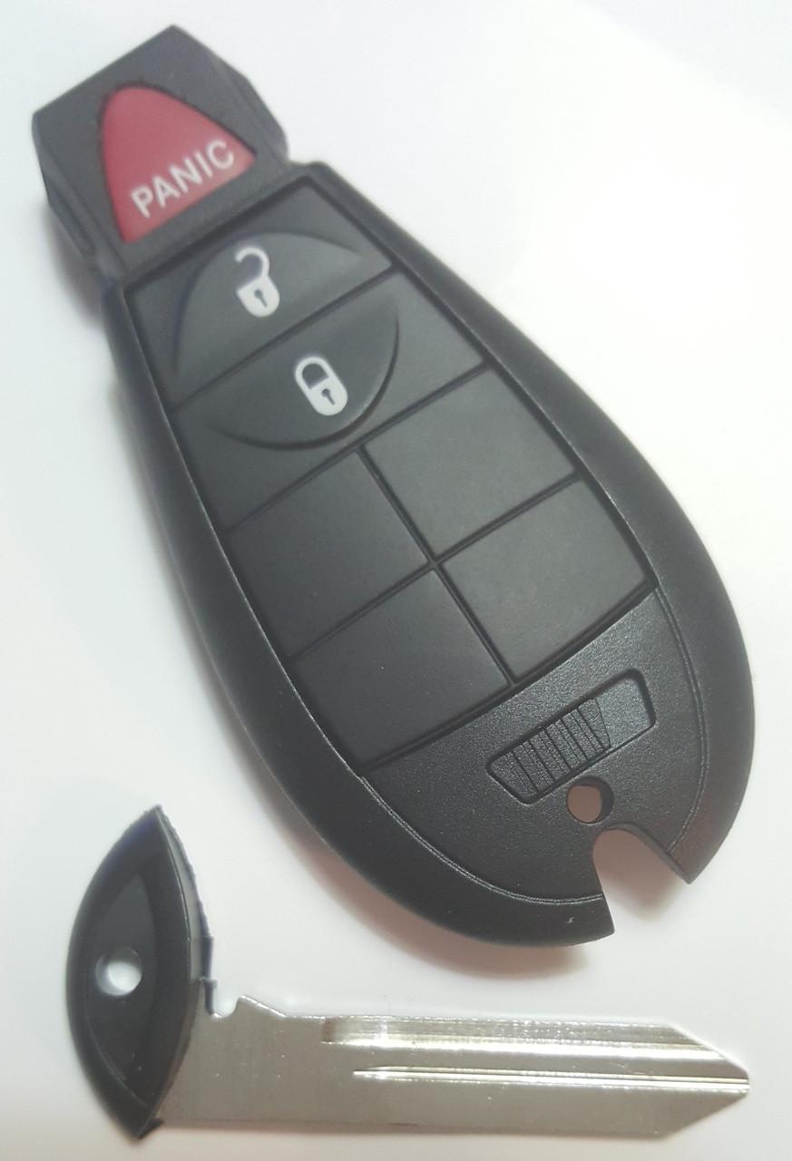 Dodge Charger , Durango , Challenger , Journey , Grand Caravan 05026376 , 05026542 , 56046707 IYZ-C01C 2701A-C01C Key - Fob / Remote