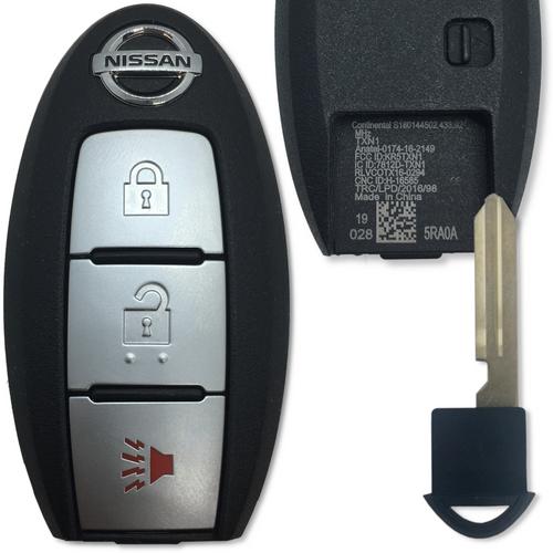 Nissan Kicks , Rouge 285E3-5RA0A , S180144502 KR5TXN1 7812D-TXN1 Key - Prox Smart