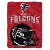 Atlanta Falcons NFL Northwest Franchise Raschel Throw Blanket