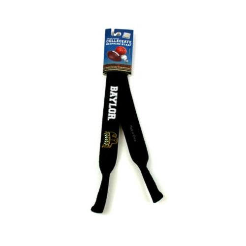 Baylor Bears NCAA Black Neoprene Strap For Sunglasses/Eye Glasses